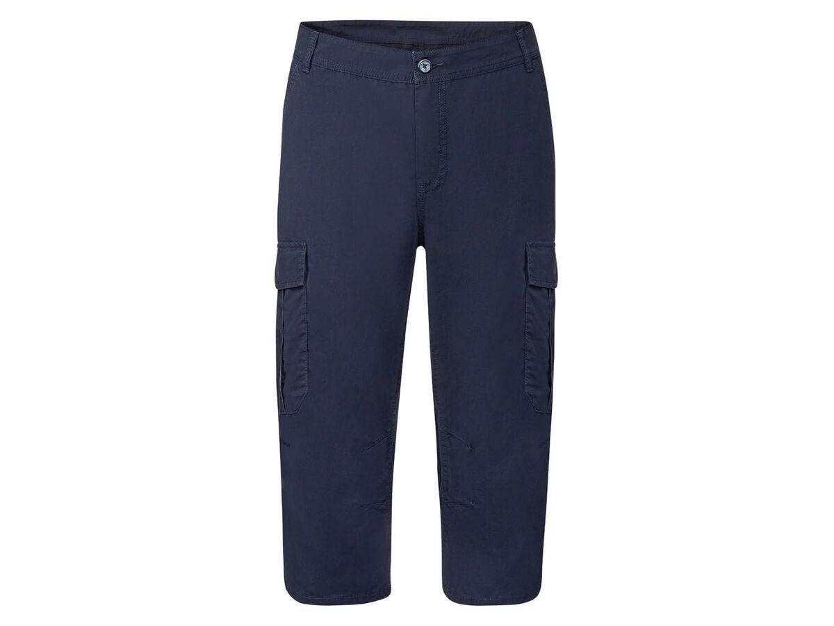 Bild 5 von LIVERGY® Hose 3/4 Herren, mit aufgesetzte Cargo-Taschen