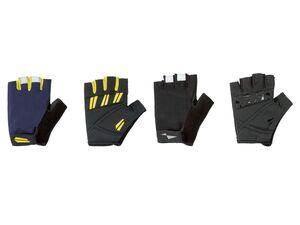 CRIVIT® Fahrrad Handschuhe, mit Klettverschluss