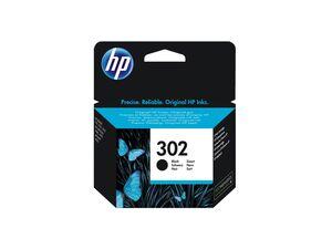HP 302 Black Druckerpatrone