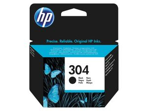 HP 304 Black Druckerpatrone