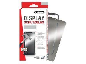 Stark Smartphone Display-Schutzglas mit Montagerahmen