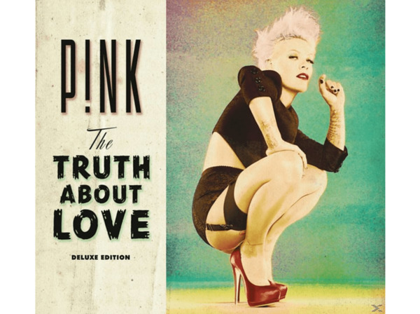 SONY MUSIC ENTERTAINMENT GER THE TRUTH ABOUT LOVE DELUXE EDITION