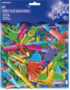 Tröten & Co Mix 48 Stück
