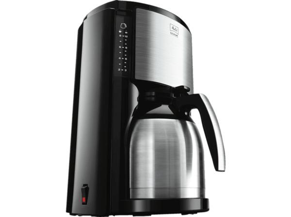 Kaffeemaschine MELITTA M 661 BK SST schwarz-Edelstahl