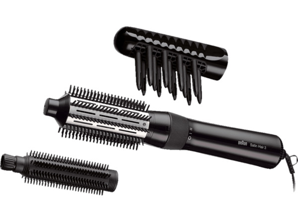 BRAUN Braun Satin Hair 3 AS 330 Big Brush, small Brush, Volumizer
