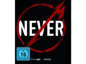 ASCOT ELITE HOME ENTERTAINMENT Metallica - Through The Never Steelbook 3D Blu-ray inkl. 2D, MSD Exklusiv