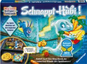 Ravensburger KINDERSPIEL DES JAHRES 2012 Schnappt Hubi!