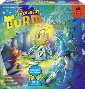 Drei Magier Spiele KINDERSPIEL DES JAHRES 2013 Drei Magier Spiele  Der verzauberte Turm