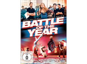 SONY PICTURES HOME ENTERTAINME Battle of the Year - Komödie DVD