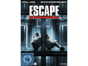CONCORDE HOME ENTERTAINMENT GM Escape Plan - Abenteuer /  Action DVD
