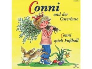 UNIVERSAL MUSIC GMBH 010 - CONNI UND DER OSTERHASE CONNI SPIELT FUSSBAL - Kindermusik CD
