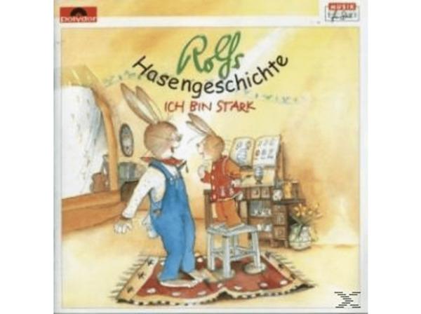 UNIVERSAL MUSIC GMBH Rolfs Hasengeschichte - Ich bin stark - Kindermusik