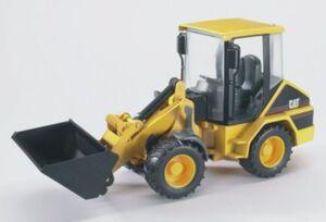 Bruder BRUDER 02441 CAT Kompakt-Gelenkradlader