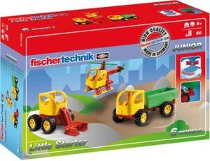 Fischertechnik JUNIOR  Little Starter  - Baukasten