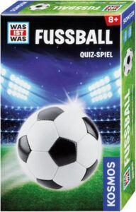 Kosmos WAS IST WAS - Fußball-Quiz-Spiel