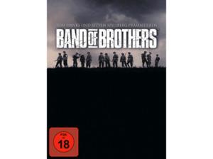 WARNER HOME VIDEO GERMANY Band of Brothers - Wir waren wie Brüder - TV Serie DVD
