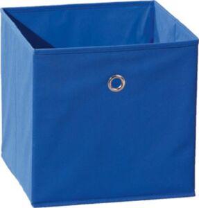 Inter Link Faltbox  Winny Blau  32 x 32 cm, Farbe blau