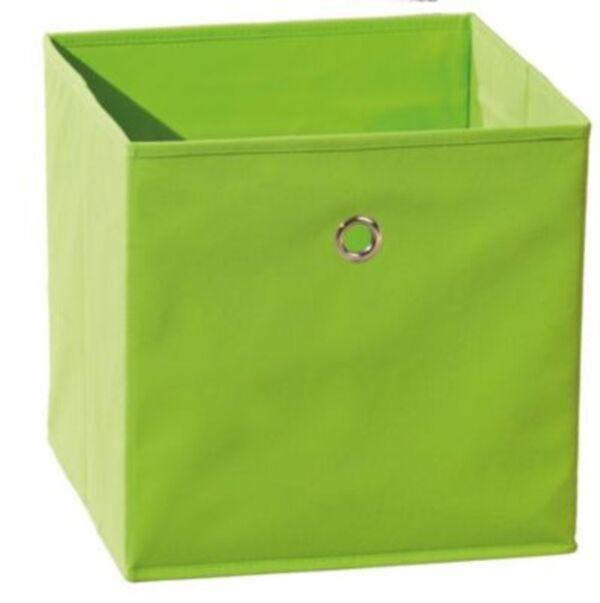 Inter Link Faltbox  Winny Grün  32 x 32 cm, Farbe grün