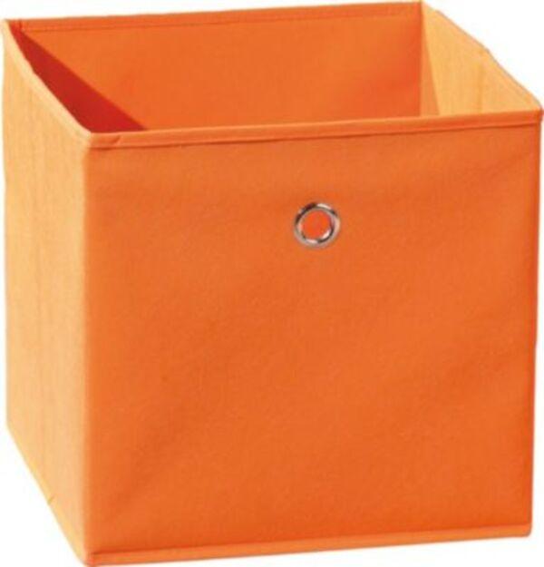 Inter Link Faltbox  Winny Orange  32 x 32 cm, Farbe orange