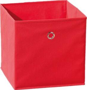 Inter Link Faltbox  Winny Rot  32 x 32 cm, Farbe rot