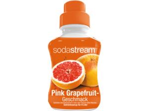 SODASTREAM Getraenkesirup Pink Grapefruit, 375ml - Wassersprudler