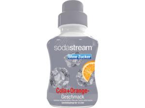 SODASTREAM Getraenkesirup Cola Mix ohne Zucker, 500 ml - Wassersprudler