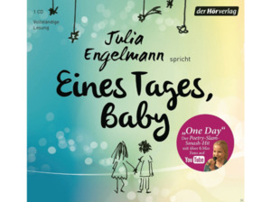 EDEL GERMANY GMBH Eines Tages, Baby - CD