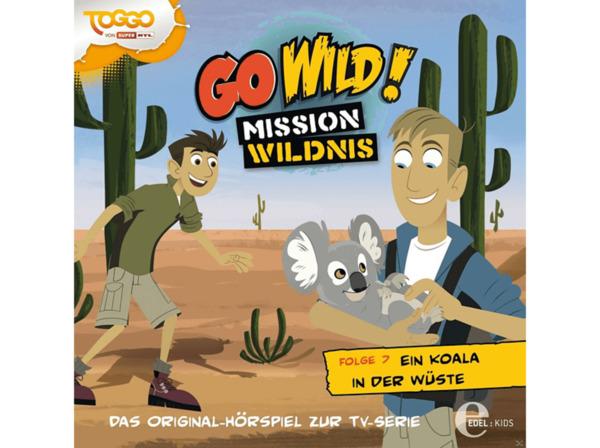 EDEL GERMANY GMBH Folge 7: Ein Koala in der Wüste - Kindermusik CD