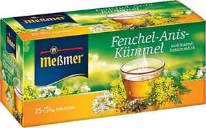 Meßmer Kräutertee Fenchel-Anis-Kümmel