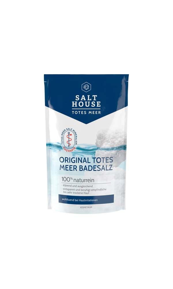 Salthouse Original Totes Meer Badesalz 1.98 EUR/ 1 kg