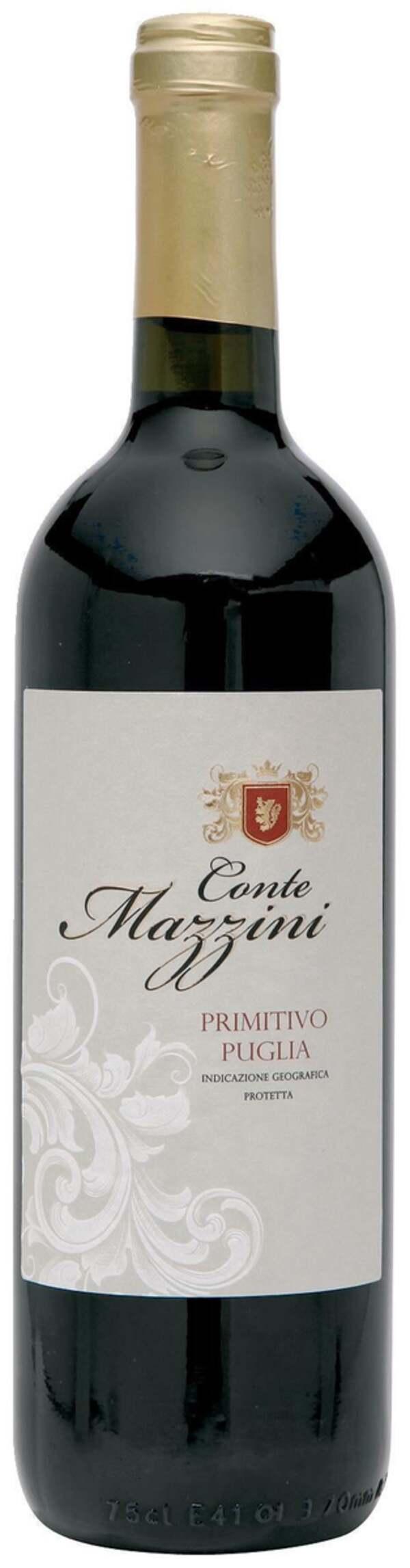 Conte Mazzini Primitivo 5.32 EUR/ 1 l