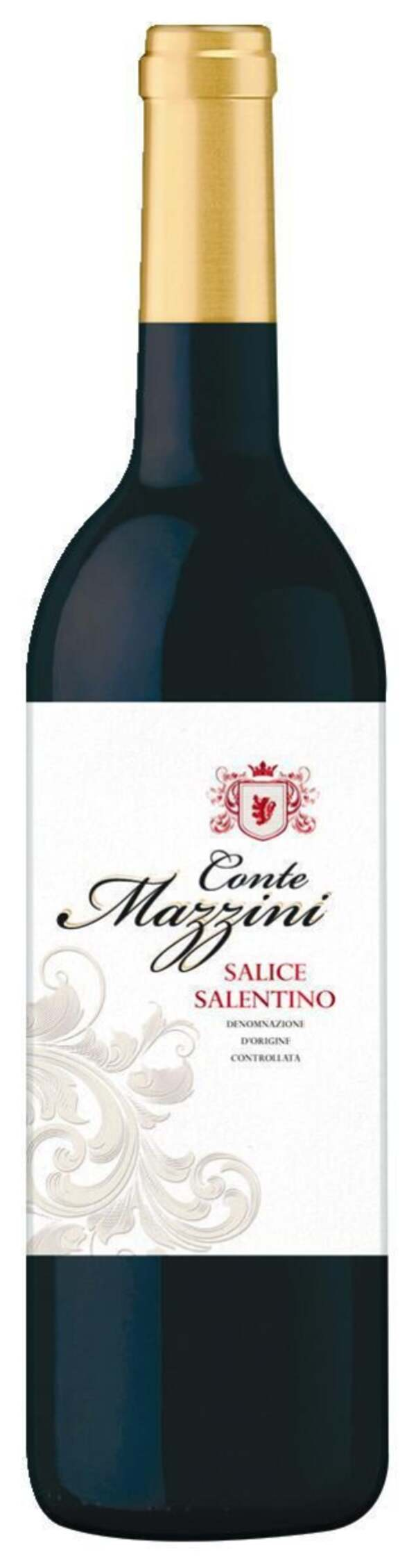 Conte Mazzini Salice Salentino 5.32 EUR/ 1 l