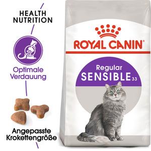 Royal Canin Sensible 33 10kg + 2kg gratis