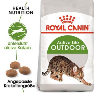 Royal Canin Outdoor 30 10+2kg gratis