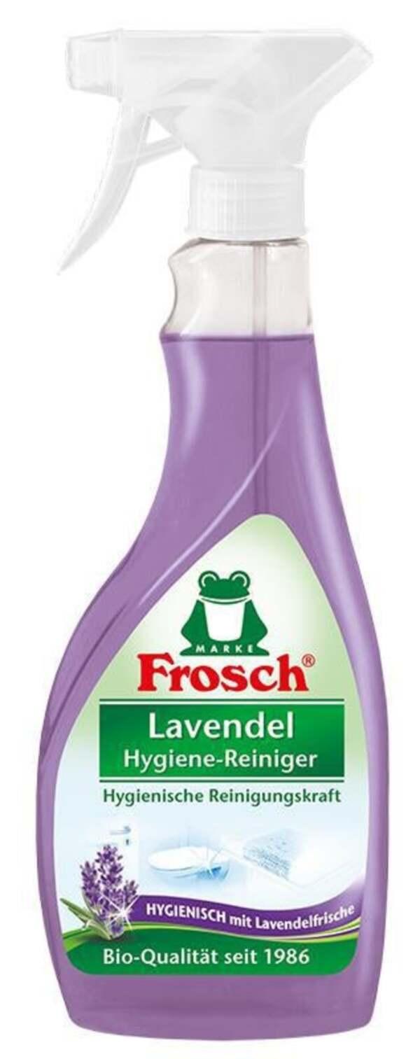 Frosch              Lavendel Hygiene-Reiniger