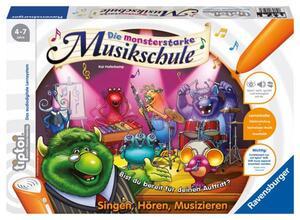 tiptoi Monsterstarke Musikschule