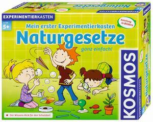 KOSMOS Mein 1. Experimentierkasten Naturgesetze