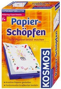 KOSMOS Papier-Schoepfen