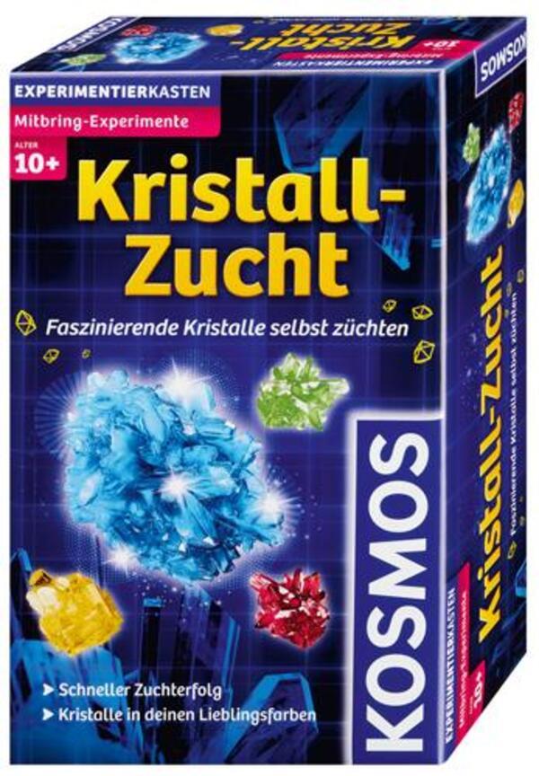 KOSMOS Kristall-Zucht