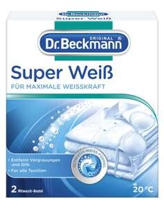 Dr. Beckmann Super Weiß 2x 40 g 2.49 EUR/100 g
