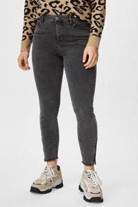 C&A CLOCKHOUSE-Skinny Jeans, Grau, Größe: 56