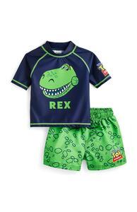 """2-teiliges """"Toy Story Rex"""" Badeset (kleine Jungen)"""