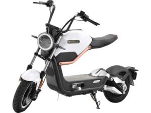 FORCA SPORT 5002222 MIKU MAX E-Roller (10 Zoll, Weiß)