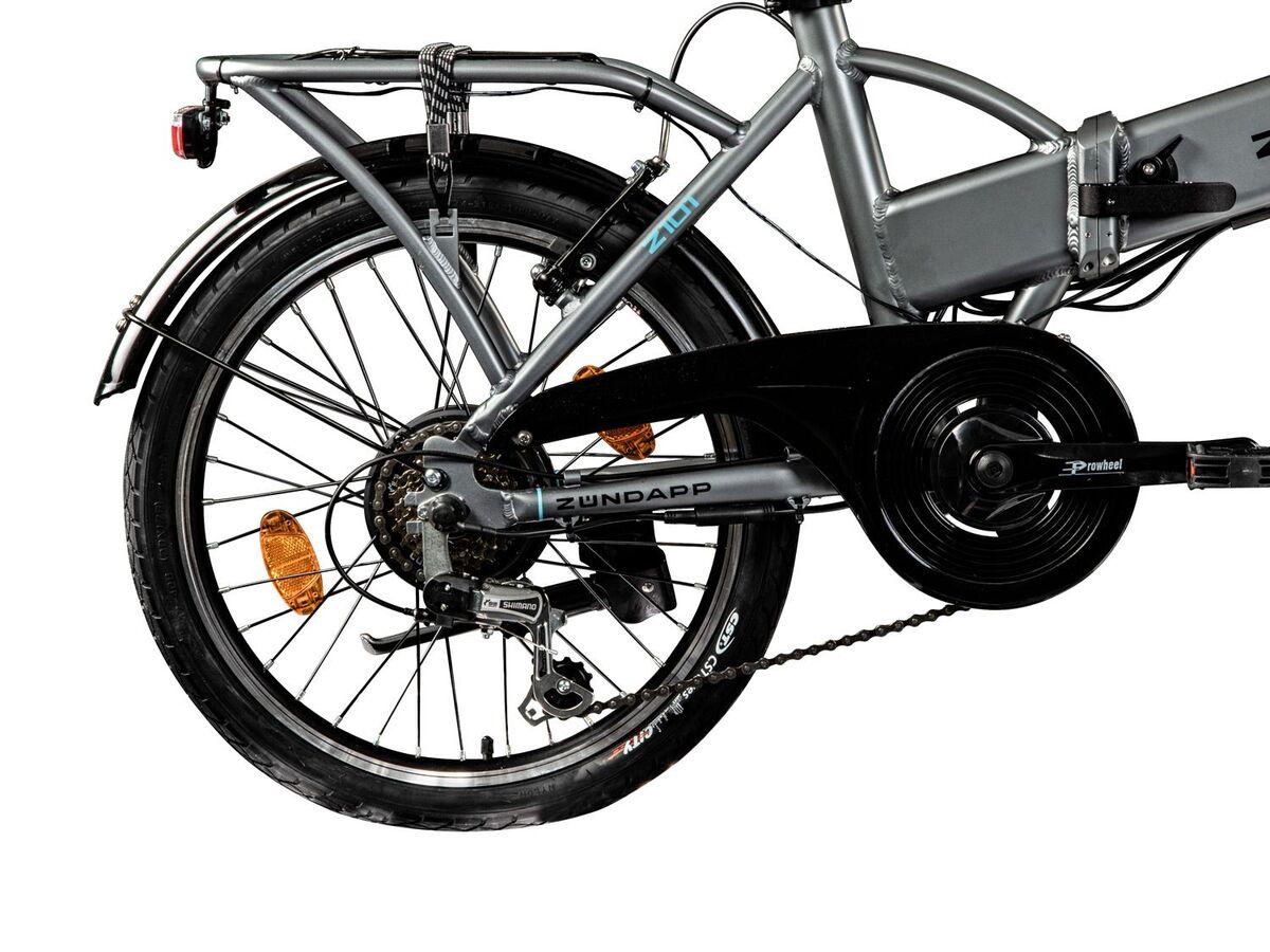 Bild 5 von Zündapp 20 Zoll Faltrad E-Bike Klapprad Pedelec StVZO