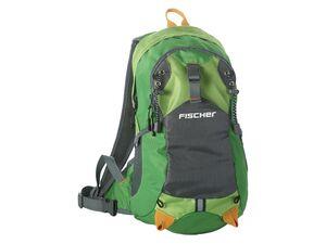 FISCHER Rucksack mit Helmnetz, grün