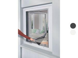 Insektenschutzfenster, 110 x 130 cm, magnetisch