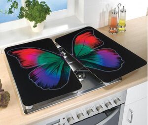 Abdeckplatten Universal «Schmetterling»