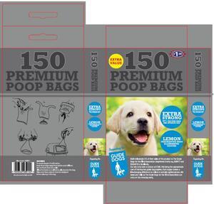 Hundekotbeutel extra dick 150St