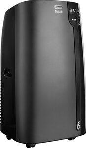 De'Longhi Klimagerät PAC EX120 SILENT, Mobiles Klimagerät mit Entfeuchtungs-Funktion