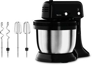 Tefal Küchenmaschine Oh My Cake QB1108, 300 W, 4 l Schüssel, sehr kompakt; Auto-Rotation